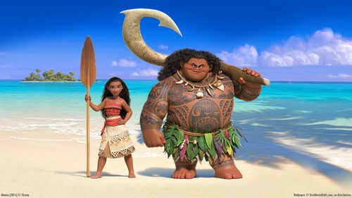Disney's Moana Hintergrund titled Moana Hintergrund