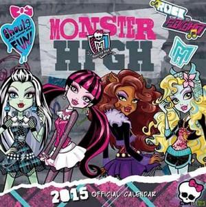 Monster high 2015 Calendar