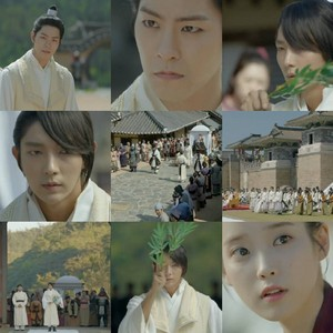 Moon Lovers: Scarlet tim, trái tim Ryeo