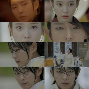 Moon Lovers: Scarlet دل Ryeo