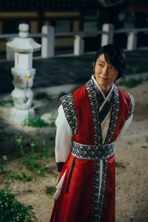 Moon amoureux : Scarlet cœur, coeur Ryeo