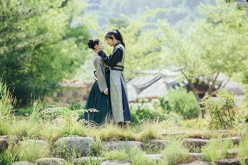 Korean Dramas پیپر وال called Moon Lovers : Scarlet دل Ryeo