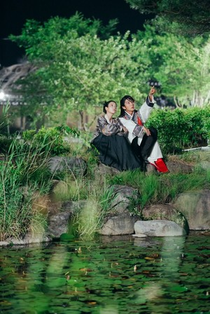 Moon Lovers : Scarlet دل Ryeo
