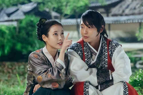 Корейские сериалы Обои with a кимоно entitled Moon Влюбленные : Scarlet сердце Ryeo
