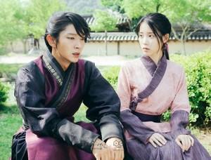 Moon Lovers : Scarlet moyo Ryeo
