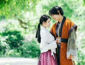 Moon enamorados : Scarlet corazón Ryeo