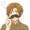 Moostache - hetalia photo