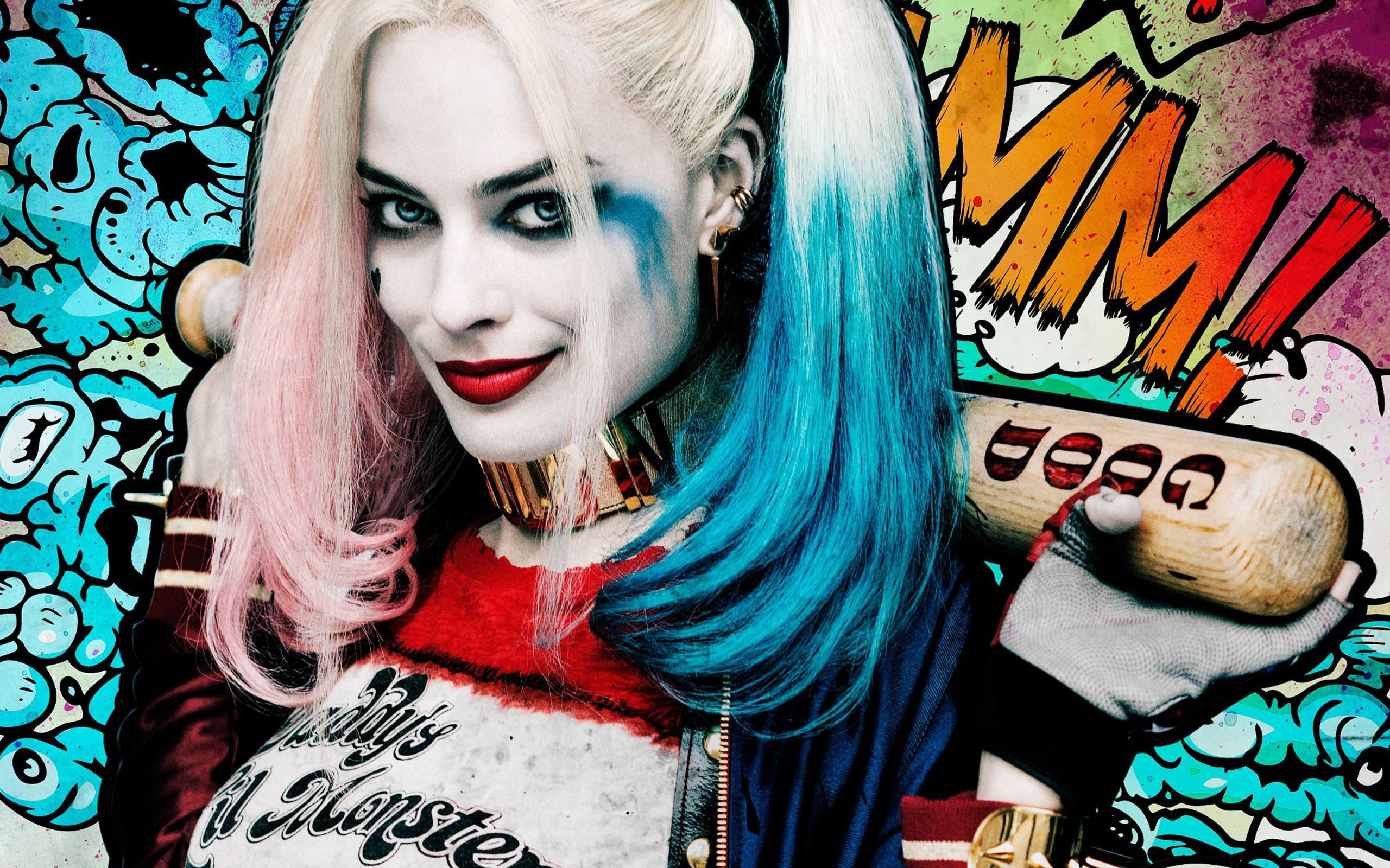 Movie Suicide Squad Harley Quinn