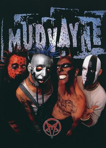 Metal 바탕화면 entitled Mudvayne