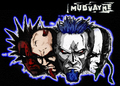 Mudvayne - metal fan art