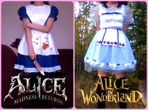My Alice Costumes/Cosplay