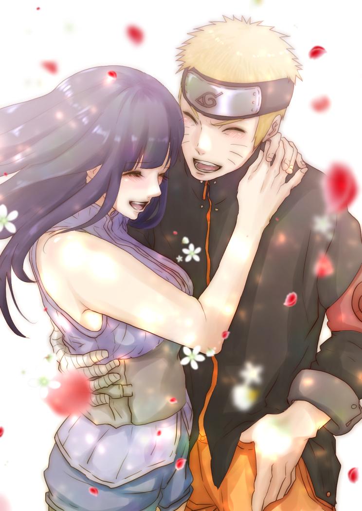Naruto Shippuuden Images Naruto And Hinata Hd Wallpaper And