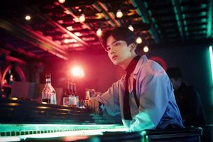 Naver Starcast - NOIR B Cut Youngjae