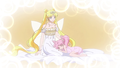 Neo queen Serenity and Small Lady