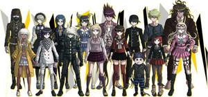 New Danganronpa V3 Characters