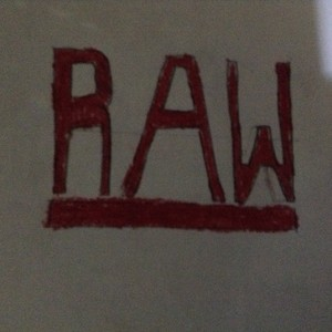 New drawing logo for WWE Raw