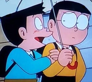 Nobita and Suneo