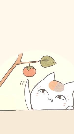 Nyanko Sensei Обои