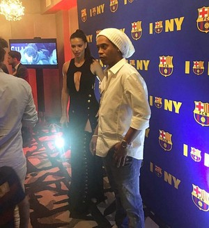 Opening of FC Barcelona US