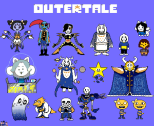 Outertale Main