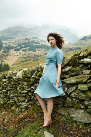 Outlander Claire Randall Season 1 Official Picture