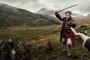 Outlander Jonathan Randall Season 1 Official Picture