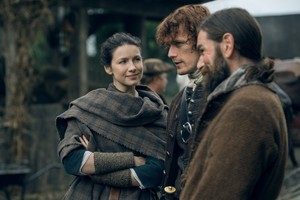 "Outlander ""The Fox's Lair"" (2x08) promotional picture"