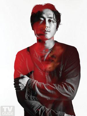 Character Portrait #3 ~ Glenn Rhee