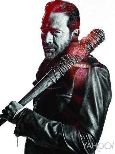 The Walking Dead Hintergrund called Character Portrait #3 ~ Negan
