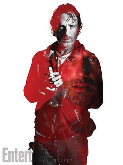 Character Portrait #3 ~ Rick Grimes