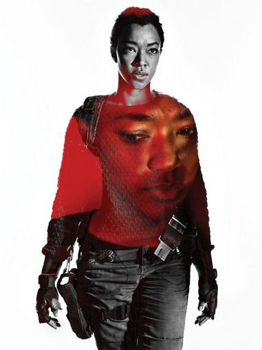 Character Portrait #3 ~ Sasha Williams