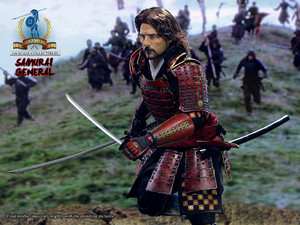 Pangaea Toy 1:6 one sixth scale Samurai General Action Figure
