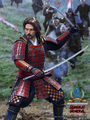 Pangaea Toy 1:6 one sixth scale Samurai General