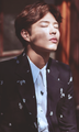 Park Bo Gum ♥ Bazaar China  - korean-actors-and-actresses fan art