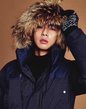 Park Seo Joon for 'GQ'