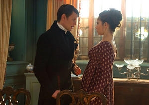 Parson Collins proposes to Lizzie