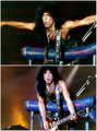 Paul ~Biloxi, Mississippi…August 19, 1990  - kiss photo
