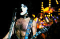 Paul (NYC) July 25, 1980  - kiss photo