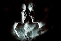 Peeta/Katniss Wallpaper - United - peeta-mellark-and-katniss-everdeen fan art