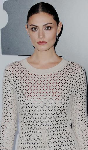 Phoebe Tonkinattends Chanel avondeten, diner Celebrating N 5 L'Eau at the Sunset Tower Hotel on September 22