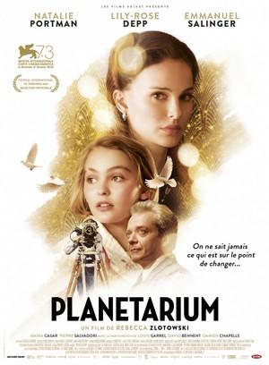 별자리 투영기, 플라네타륨 Poster
