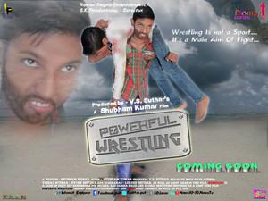 PowerFul Wrestling....1