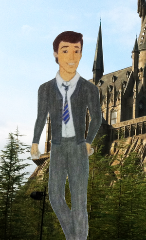 Prince Charming in Ravenclaw