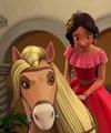 Princess Elena with Canela - disney-princess photo