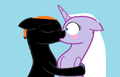 Princess and the tramp - my-little-pony-friendship-is-magic photo
