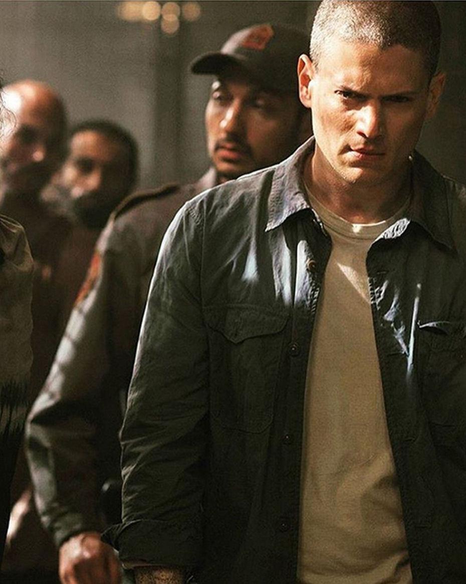 Prison Break Bilder Prison Break Michael Scofield Season 5 Hd