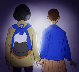 Promise? Promise. Mike and Eleven
