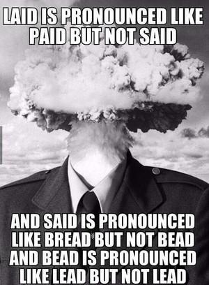 Pronunciation and the English Language