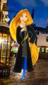 Rapunzel in Ravenclaw