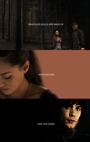 Raven and Bellamy